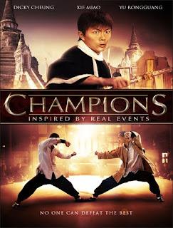 Ver Champions (2008) Online