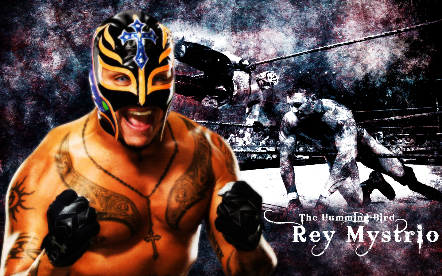Wallpaper Wallpapers Rey Mysterio Wwe