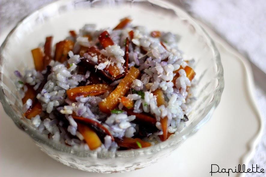 risotto carotte