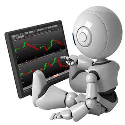 Робот изучает ММ.