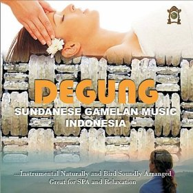 The power of music Degung Sundanese to reduce Stress