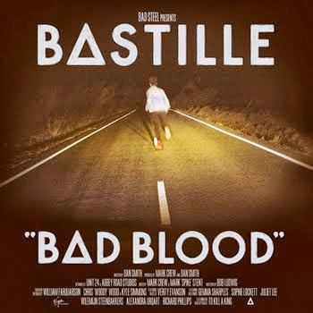 CDs in my collection: Bad Blood by Bastille
