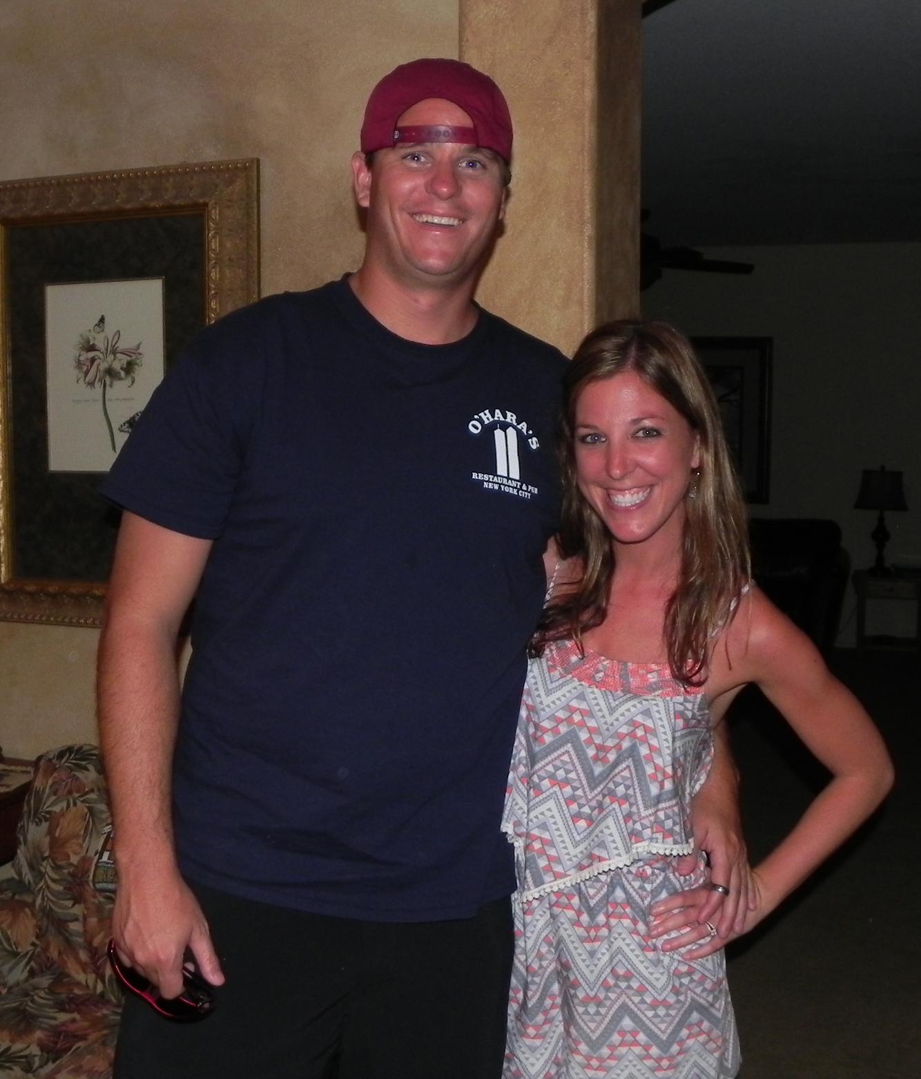 Isaac and Ashley