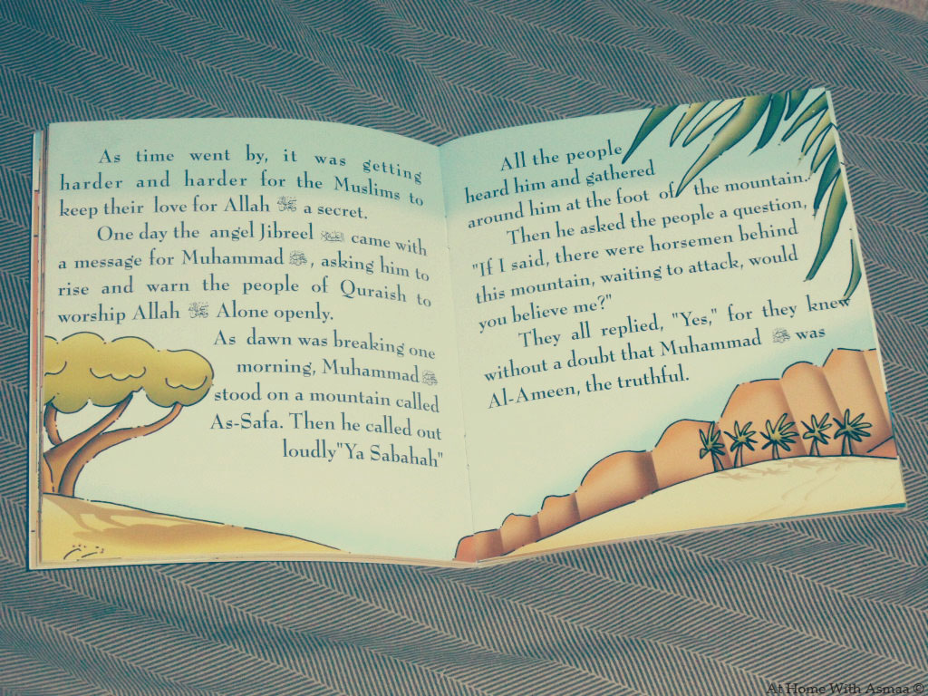 book review the story of muhammad in makkah