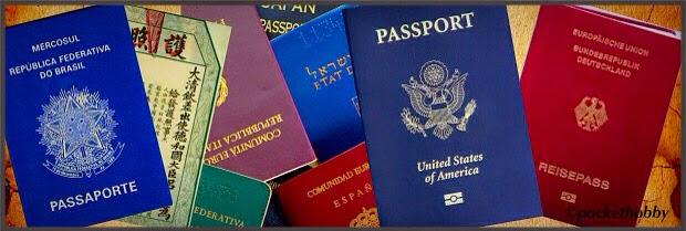#HobbyTrip 1 - Guaxinim deserto passaporte Estados Unidos Imigração