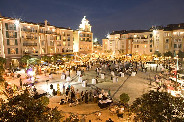 loews portofino bay hotel universal orlando harbor nights