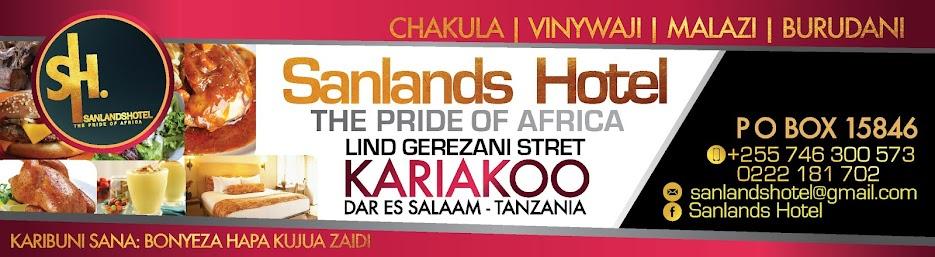 SANDLANDS HOTEL KARIAKOO