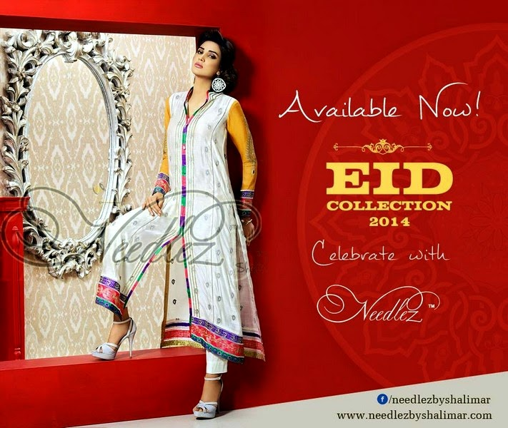 Needlez Eid Colleciton 2014