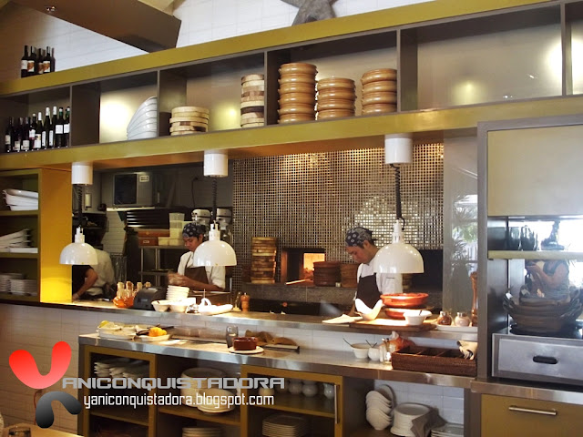 Stella Wood Fired Bistro and Rocket Room in Bonifacio high Street Central