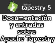 Documentación y entradas sobre Apache Tapestry