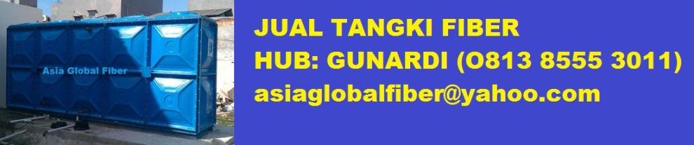 Jual Tangki Panel Fiberglass Murah Hub 0813 8555 3011 (GUNARDI)