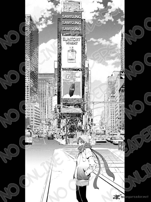 Manga The Breaker New Waves 15 page 2