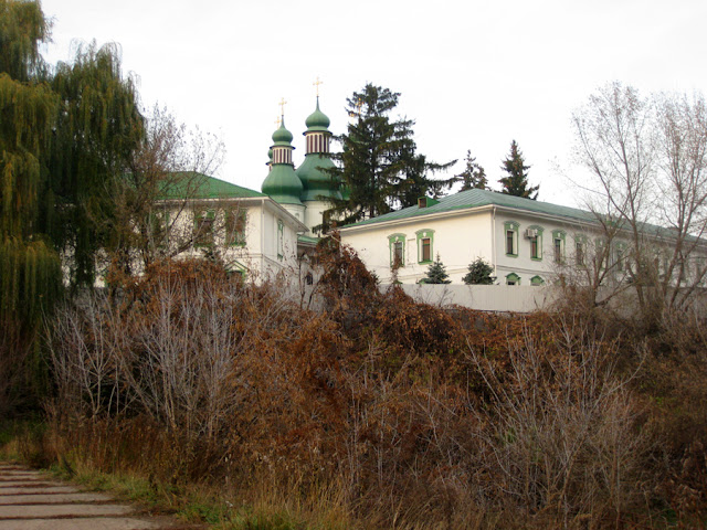 Фото Виталия Бабенко: храм Серафима Саровского