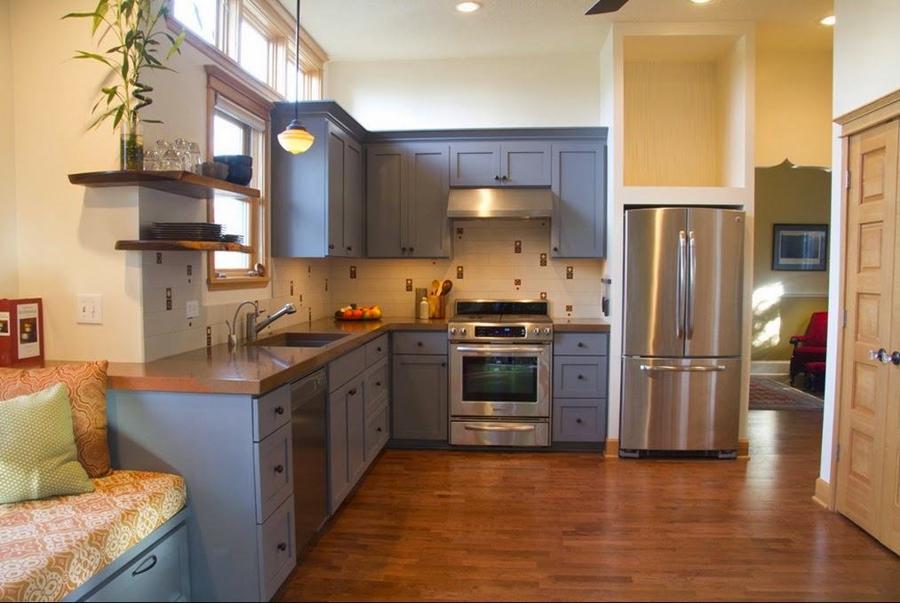 kitchen color ideas gray painted cabinets design