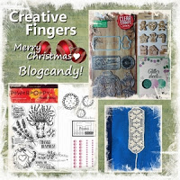 Creative Fingers Blog Candy