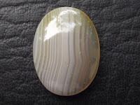 Batu Akik Ginggang Putih