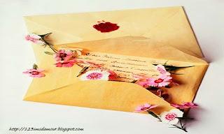 Lettre d'amour pour lui - sms d'amour
