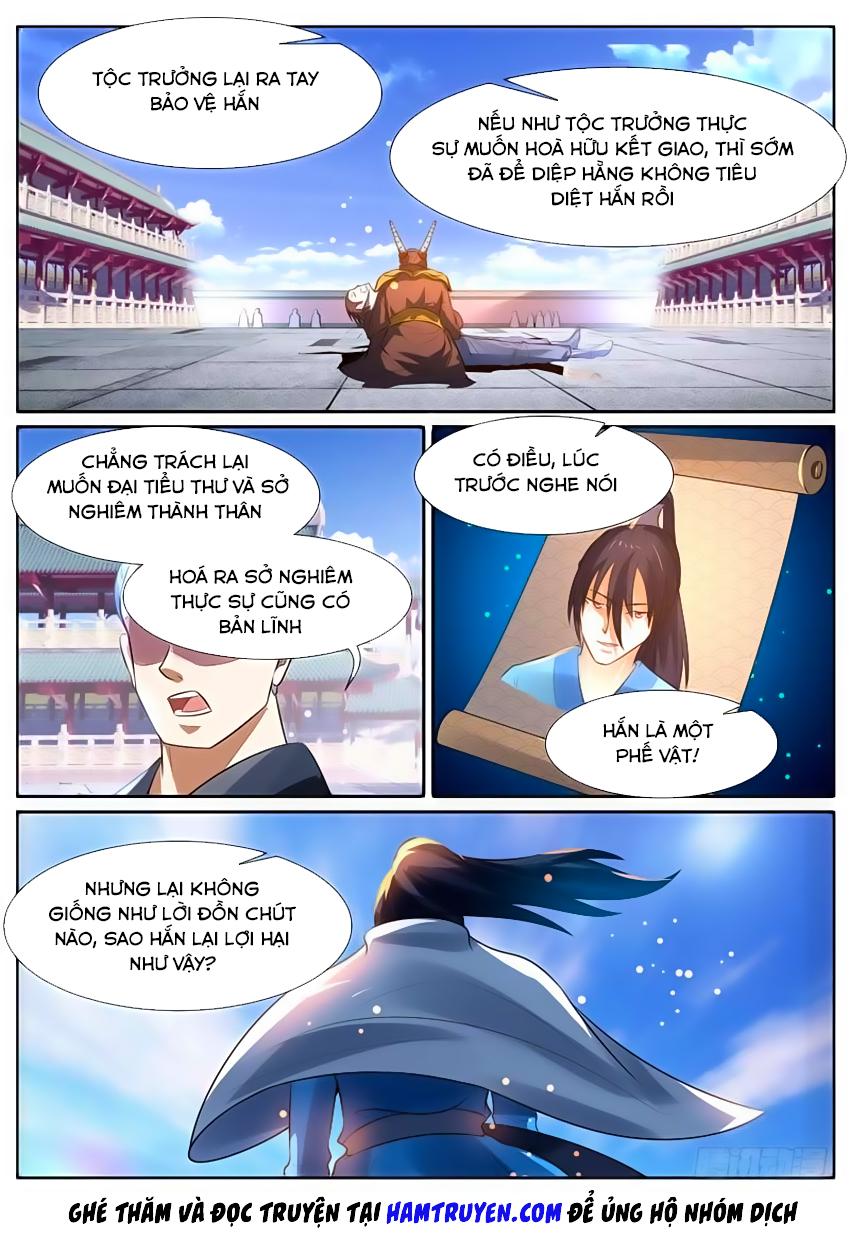 Ngự Thiên chap 18 - Trang 5
