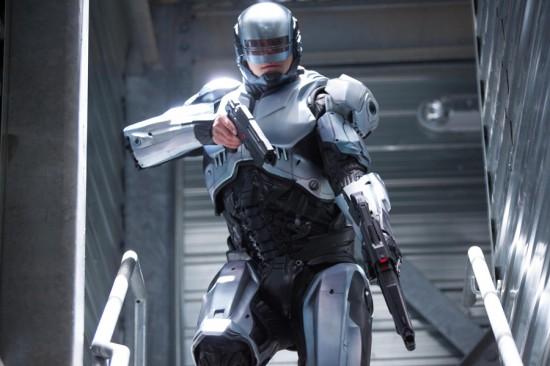 Robocop Geliyor! İlk Fragman Hazır!