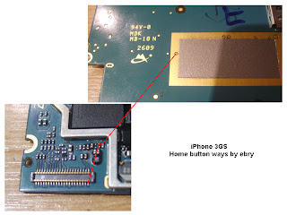 iphone 3gs home button ways jumper