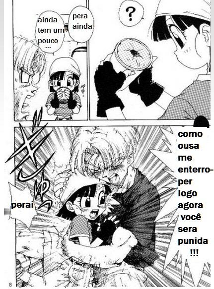 Dragon Ball Gt Pan Hentai