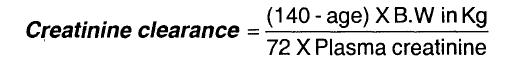 creatinine-clearance-equation