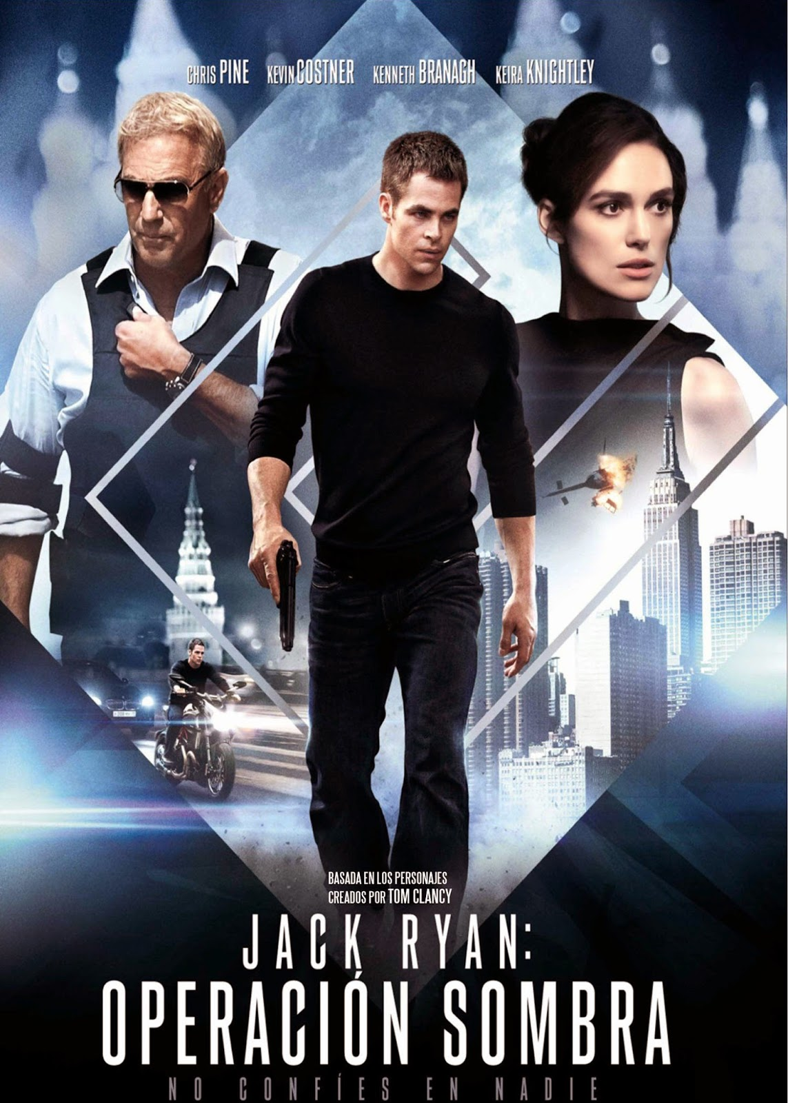 Jack Ryan: Operacion Sombra (2013)