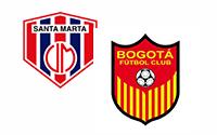 Unión Magdalena vs Bogotá FC