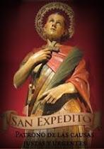 LA HISTORIA DE SAN EXPEDITO