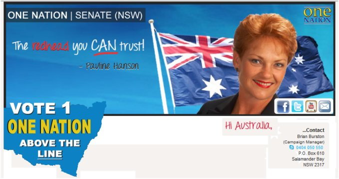 """an analysis of pauline hansons influence in the australian politics What would australia look like if pauline hanson were the prime minister of  australia  will exert a huge influence on the mood and confidence of the  country as well  what has been reported or documented, and is my personal  analysis only  a politician attempting to impose a myopic view of what life """" should"""" be like."""