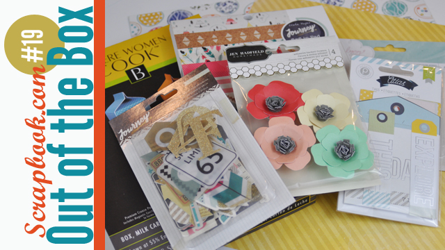 Scrapbooking Haul Video with Jen Gallacher for Scrapbook.com
