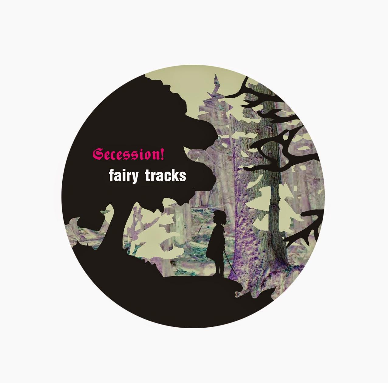 Logo zur Veranstaltung fairy tracks von Secession