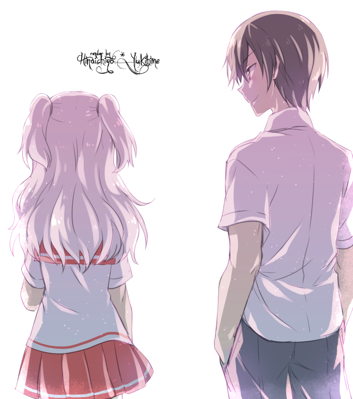 Render Charlotte - De espaldas