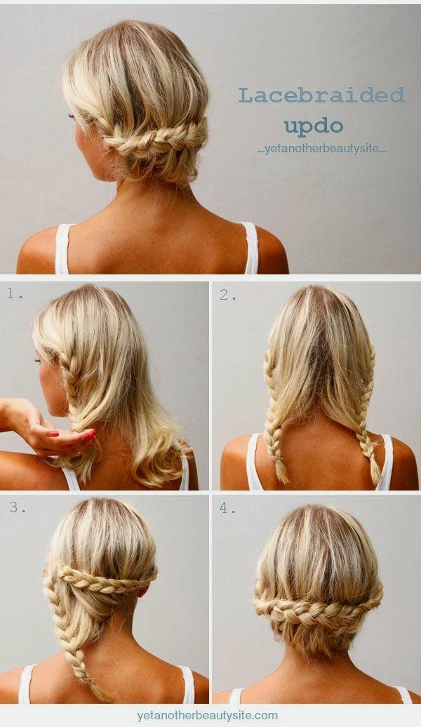 peinados juveniles paso a paso y faciles de hacer