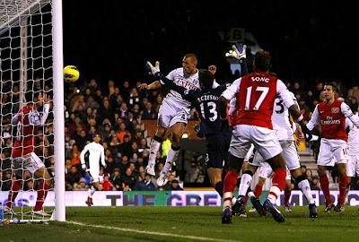 Fulham 2 - 1 Arsenal (1)