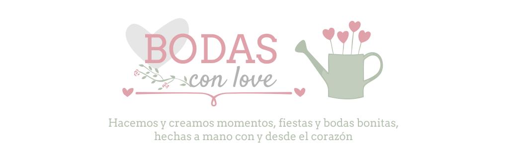 BODAS CON LOVE