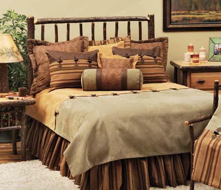 Autumn Bedding