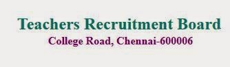 TRB Chennai Recruitment 2014
