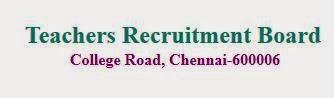 TRB Chennai Recruitment 2014