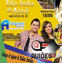 AVIÕES DO FORRÓ NO SJA 2015