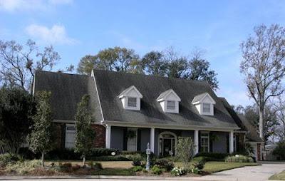 acadian style home house affair
