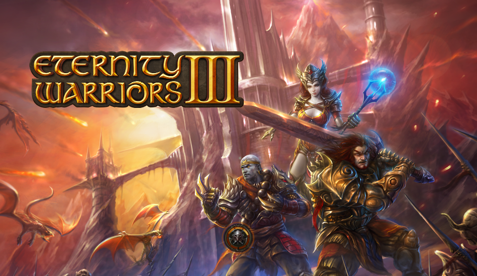 ETERNITY WARRIORS 3 v1.1.0 Full Apk İndir