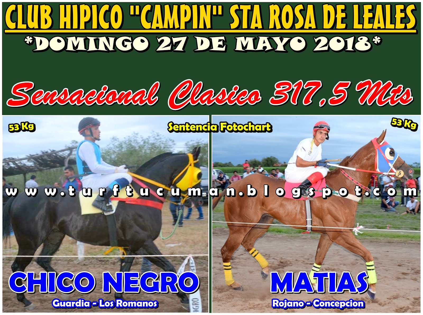 MATIAS VS CHICO NEGRO