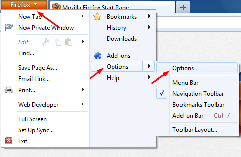 Cara Menghapus Cache Pada Browser Mozila Firefox