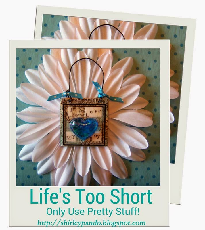Live's Too Short Baby Embellishment
