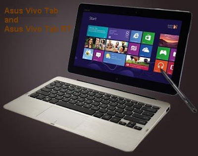 Asus Vivo Tab vs Microsoft Surface