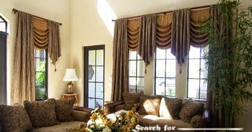 creative window treatment ideas 2015 for living room curtain designs