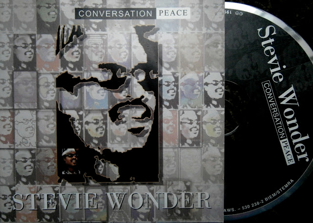 Stevland Morris - Conversation Peace on Motown 1995