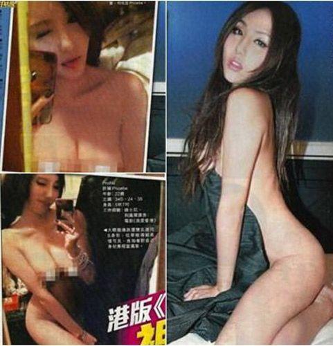 Nude Model Hongkong 110