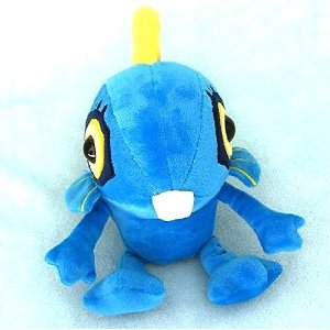 stuffed animal warcraft murloc pet